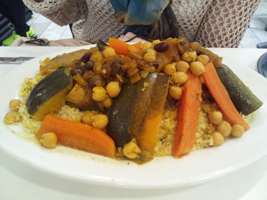 Moroccan Couscouse